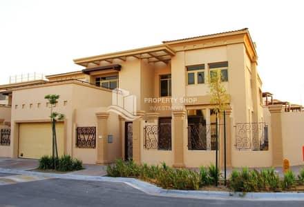 فیلا 5 غرف نوم للبيع في حدائق الجولف في الراحة، أبوظبي - Lavish & Huge Villa w/ High-End Amenities!