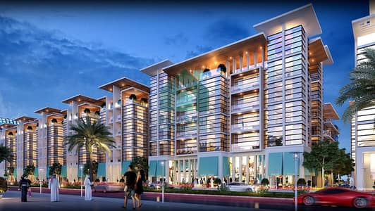 ارض سكنية  للبيع في مدينة تلال، الشارقة - G+3 Residential Plot   Good Location   Shams Zone A   Tilal City