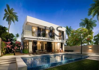 5 Bedroom Villa for Sale in DAMAC Hills (Akoya by DAMAC), Dubai - Luxurious| Paramount Villa | Full Golf Course view
