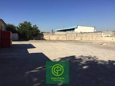 Plot for Rent in Ras Al Khor, Dubai - Ras Al Khor 31,500 sq. Ft open yard