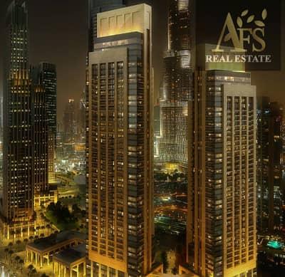 1 Bedroom Flat for Sale in Downtown Dubai, Dubai - Near Burj Khalifa   1 beds l Community view