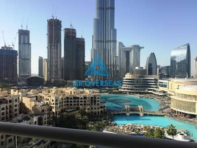 4 Bedroom Penthouse for Sale in Downtown Dubai, Dubai - Presidential Unit 4 BHK Total Privacy On The Floor Full Burj Khalifa and Downtown View