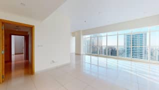 شقة في برج الجدي شارع الشيخ زايد 2 غرف 97000 درهم - 4932898