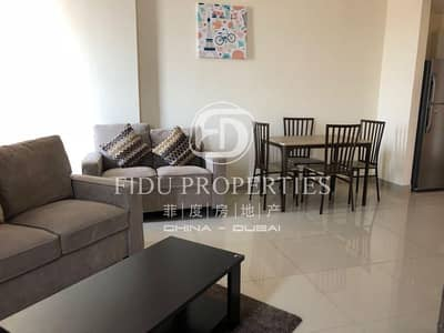 1 Bedroom Flat for Sale in Dubai Production City (IMPZ), Dubai - Investor Deal | Fully Furnished | Canal View
