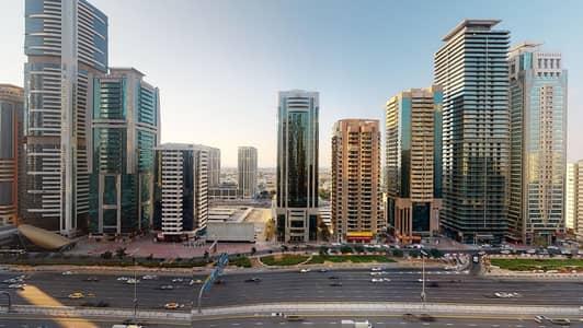 فلیٹ 2 غرفة نوم للايجار في شارع الشيخ زايد، دبي - 50% off commission | Chiller free | Great amenities
