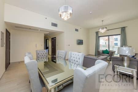 2 Bedroom Apartment for Rent in Al Furjan, Dubai - Pool View | Furnished | Best Deal