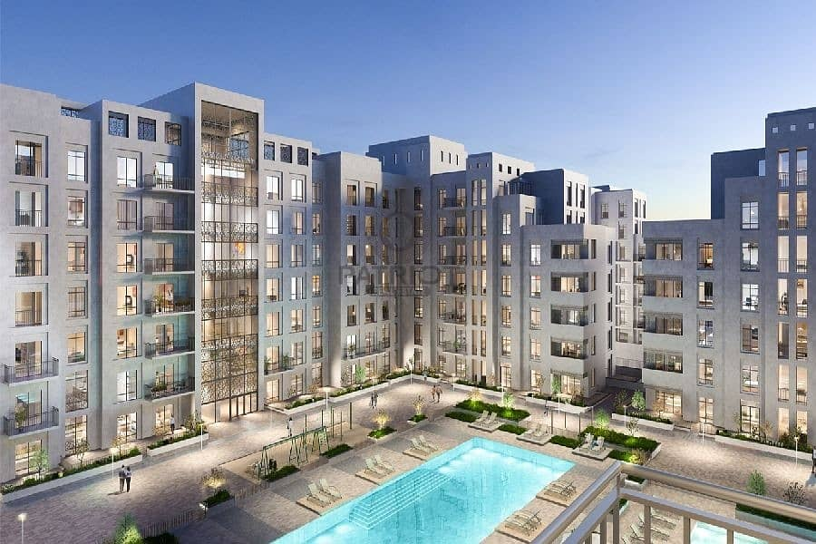 2 ZEHRA apartments | Best ROI | Ready to MOVE | Only 10% Booking No DLD