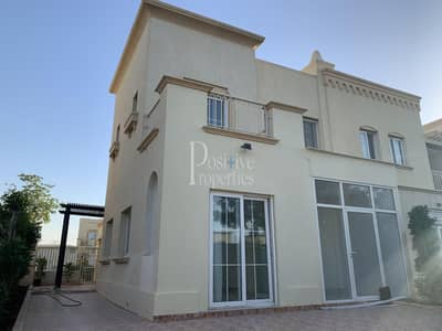 2 Bedroom Villa for Rent in The Springs, Dubai - Extended 4E | Upgraded Flooring/Bathrooms | Available Now