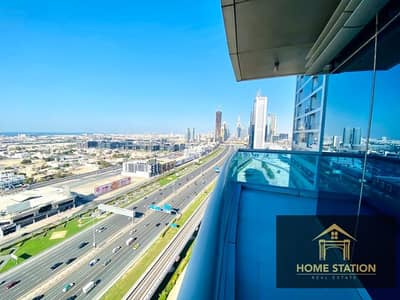 3 Bedroom Apartment for Rent in Business Bay, Dubai - Captivating | Equipped Kitchen | Chiller Free