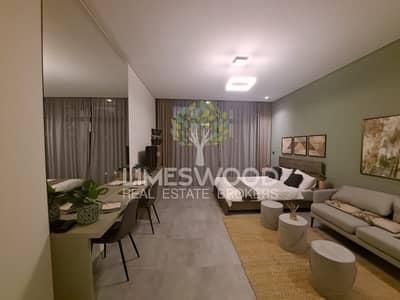 One Beautiful Studio Apartment With Balcony In V2