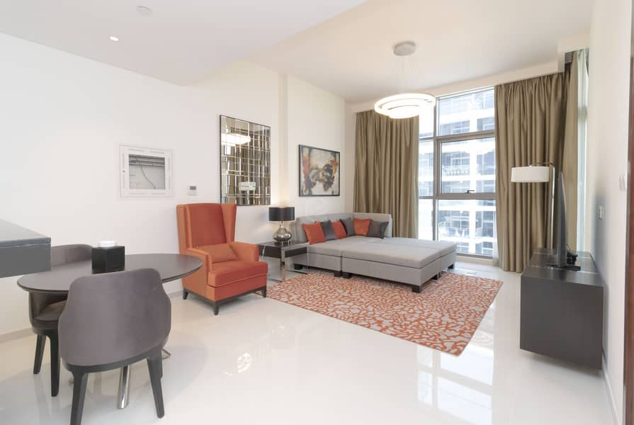 2 Amazing Deal | 1BR Fully Furnished | Brand New