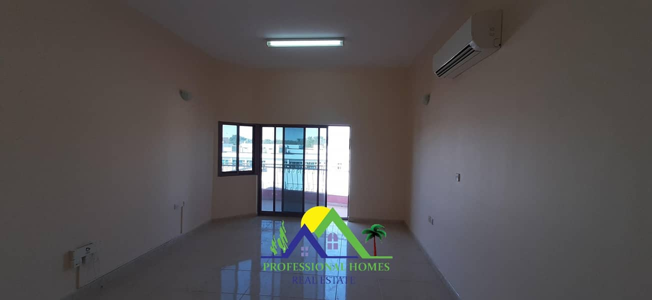Specious 3Bedrooms with maid room in First floor