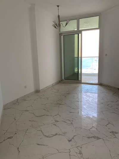 1 Bedroom Apartment for Rent in Al Rashidiya, Ajman - 1 BHK Apartment (Sea View)(With Balcony)(With Parking)(Free GYM & Swimming Pool) Oasis Tower-Ajman