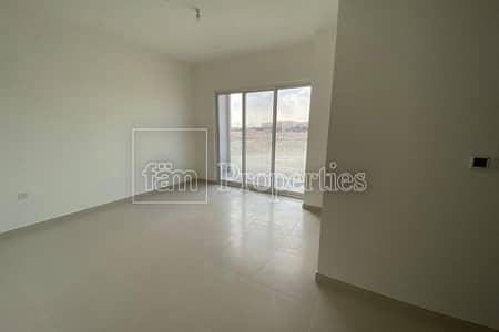 فیلا 3 غرف نوم للايجار في مدن، دبي - Landscaped - Single Row 3 Bed Semi Detached Villa