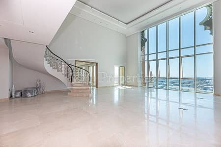 5 Bedroom Penthouse for Sale in Palm Jumeirah, Dubai - Triplex Penthouse | Breathtaking Views | 5 bedroom