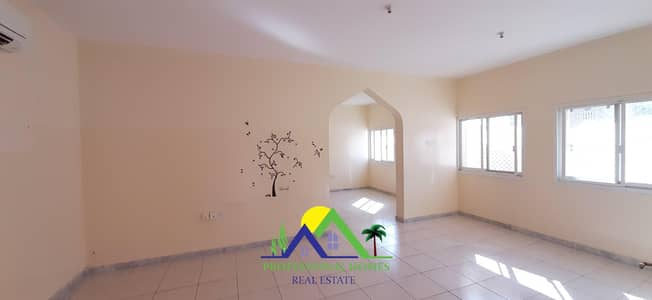 FREE 1 MONTH Private 3Bedrooms with maidroom in Asharej near Tawam Hos
