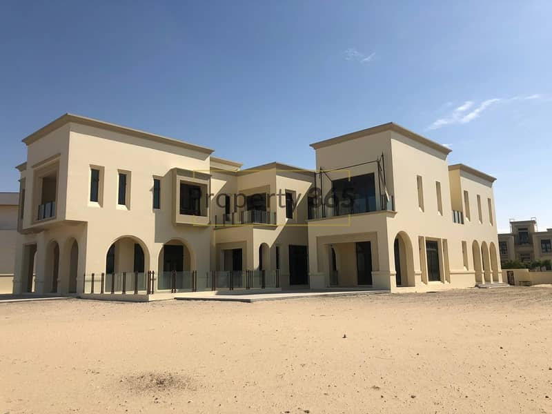1 STUNNING LUXURY MANSION FULL BURJ AND GOLF COURSE VIEW BEST UNIT AVAILABLE