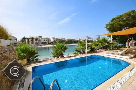 5 Bedroom Villa for Sale in Palm Jumeirah, Dubai - Motivated Seller   5 Bed Upgraded   Top Furnishings