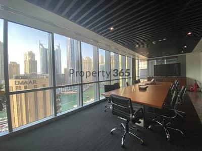 مکتب  للبيع في دبي مارينا، دبي - Open space | Multiple options | Fully fitted