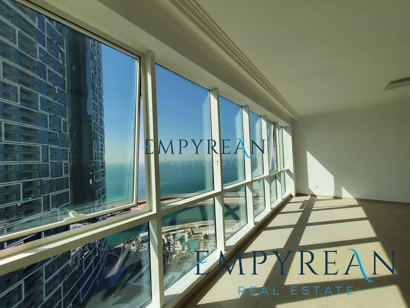 2 SEA VIEW | LARGE 2 BED | 2 PARKINGS | JBR MARINA