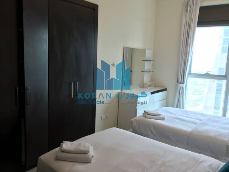 2 Spacious Two Bed Room Apartment On High Floor