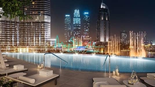 بنتهاوس 4 غرف نوم للبيع في وسط مدينة دبي، دبي - IL Primo | 4-BR Half Floor Penthouse | Burj Khalifa View