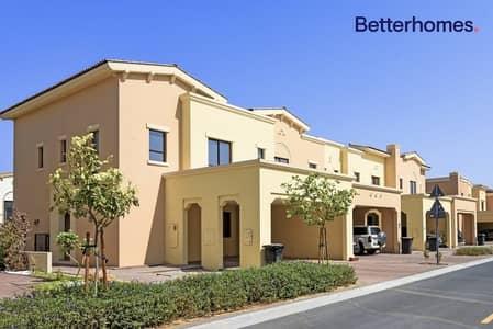 فیلا 4 غرف نوم للايجار في ريم، دبي - Ready Now |Type 1E|4 Bedroom + Maid| Large Unit