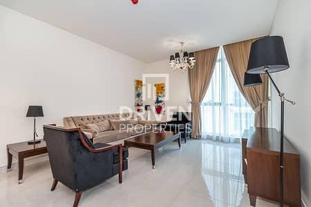 شقة 1 غرفة نوم للايجار في مدينة ميدان، دبي - Furnished Apartment with Community Views