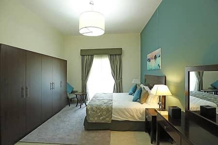 شقة 1 غرفة نوم للايجار في مثلث قرية الجميرا (JVT)، دبي - 1Bedroom+Balcony | Swimming Pool View | Ready Flat