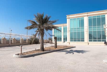 مکتب  للبيع في الجزيرة الحمراء، رأس الخيمة - Leasehold Office Space with Yard - Great Location!