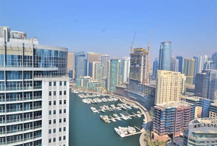 3 Bedroom Flat for Sale in Dubai Marina, Dubai - Iconic Marina View |High Floor |Closed Kitchen