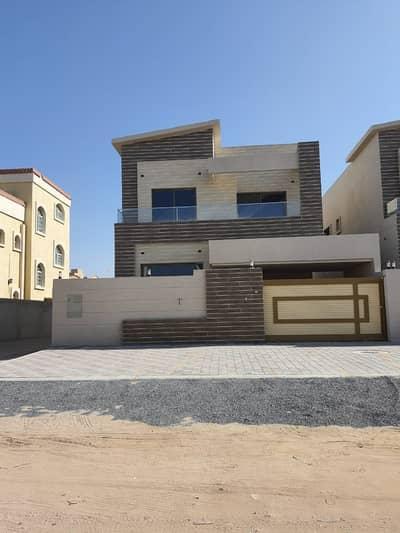 5 Bedroom Villa for Sale in Al Mowaihat, Ajman - Ready villa for sale large areas