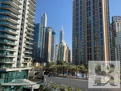 2 Bedroom Flat for Sale in Dubai Marina, Dubai - Spacious 2BHK + Hall    Low Floor    Marina View