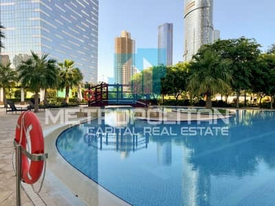 3 Bedroom Townhouse for Sale in Al Reem Island, Abu Dhabi - Stunning View| Luxurious Finish| Renowned Tower