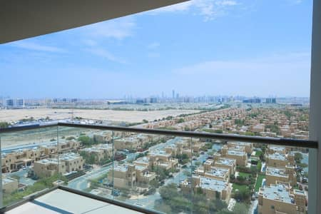 2 Bedroom Flat for Rent in Al Furjan, Dubai - 2 BEDROOM with Kitchen Appliances and Covered Parking