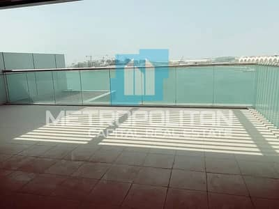 2 Bedroom Apartment for Rent in Al Raha Beach, Abu Dhabi - Full sea View| Superb Facilities| Ready to Move