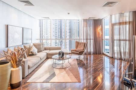 3 Bedroom Apartment for Sale in Dubai Marina, Dubai - Upgraded Property I Prime Location I Luxury Furniture