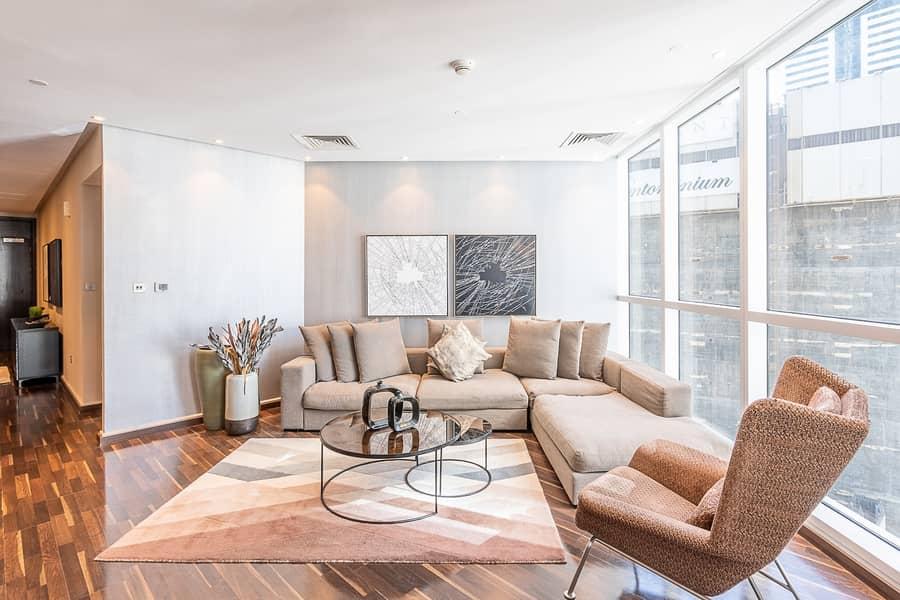 2 Upgraded Property I Prime Location I Luxury Furniture