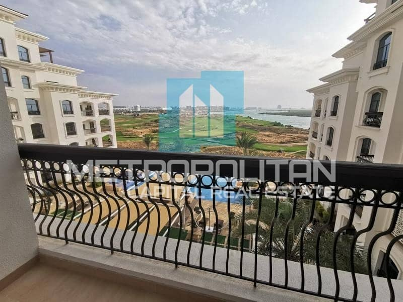 2 Best Price| Full Sea & Golf View| Classy Home
