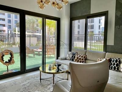 فلیٹ 3 غرف نوم للبيع في تاون سكوير، دبي - Luxurious | Private Garden | Immense Layout | Fully Furnished