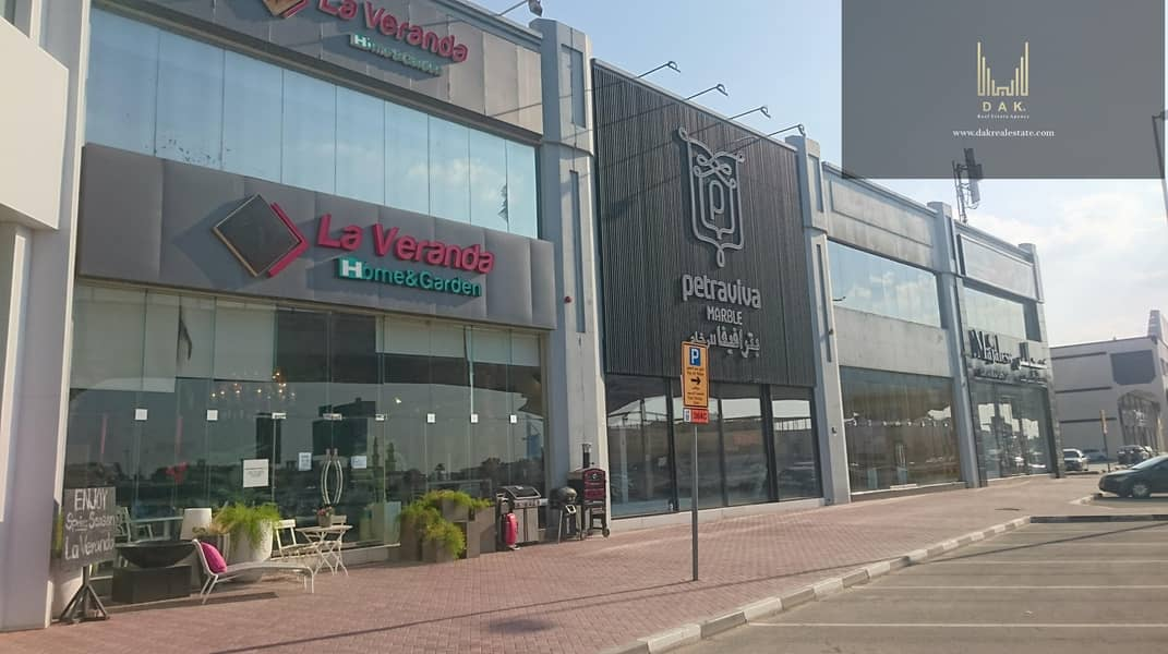 Full Commercial Building  in Al Quoz Industrial Area 2   Behind Sheikh Zayed Road