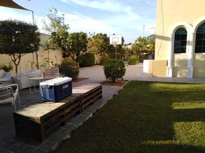 3 Bedroom Villa for Sale in Jumeirah Park, Dubai - 3 Bedroom small Legacy corner Large plot