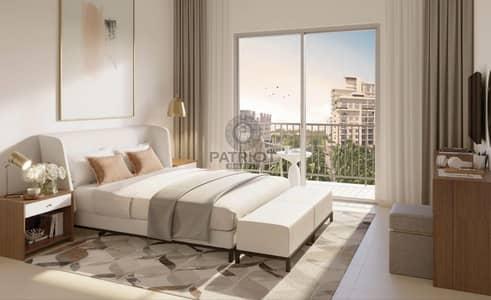 شقة 2 غرفة نوم للبيع في تاون سكوير، دبي - An affordable price/100% DLD fee waiver/ great features