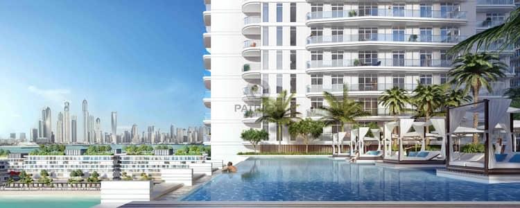 2 Bedroom Flat for Sale in Dubai Harbour, Dubai - LAVISH LAST CHEAPEST 2BED MARINA VISTA | PRIVATE BEACH