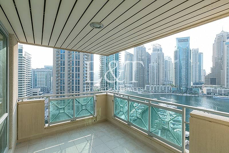 32 Beautiful Marina View on Middle Floor | Tenanted