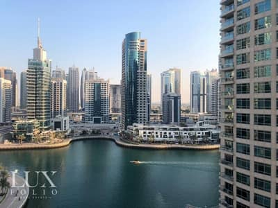 2 Bedroom Apartment for Rent in Dubai Marina, Dubai - Marina View | Chiller Free | Fully Furnished