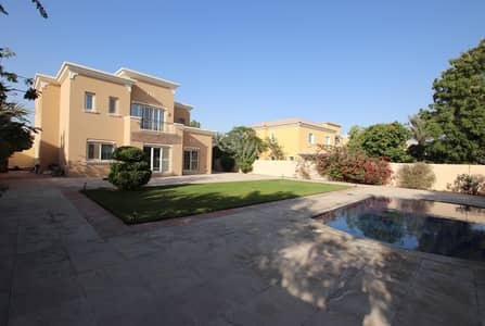 4 Bedroom Villa for Rent in Arabian Ranches, Dubai - Independent Villa | Landscaped Garden and Pool | Vacant
