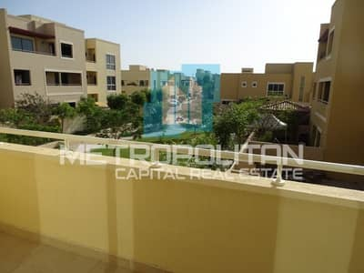 3 Bedroom Townhouse for Sale in Al Raha Gardens, Abu Dhabi - Huge Terrace| Spacious Layout| Be The Owner Now!