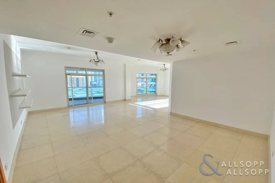 2 Large Kitchen | 3 Bed + Maid | 2637 SqFt