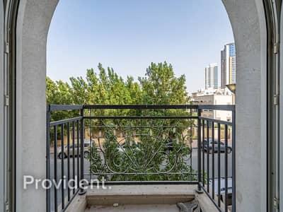 شقة 1 غرفة نوم للايجار في مثلث قرية الجميرا (JVT)، دبي - Spacious One Bedroom with Balcony